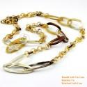 Природные ожерелье рог - Модель 0068
