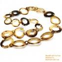 Природные ожерелье рог - Модель 0076