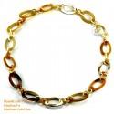 Природные ожерелье рог - Модель 0105