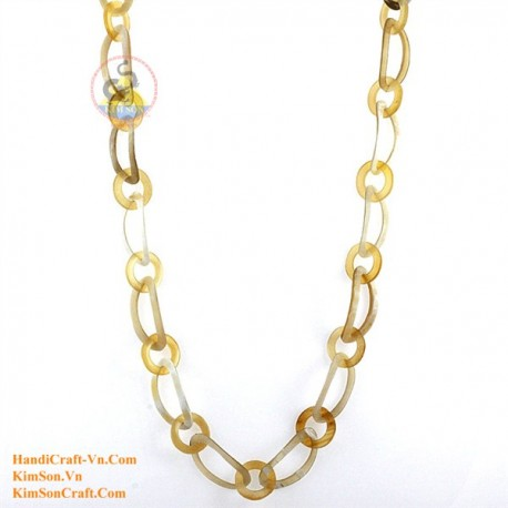 Natural horn necklace - Model 0142