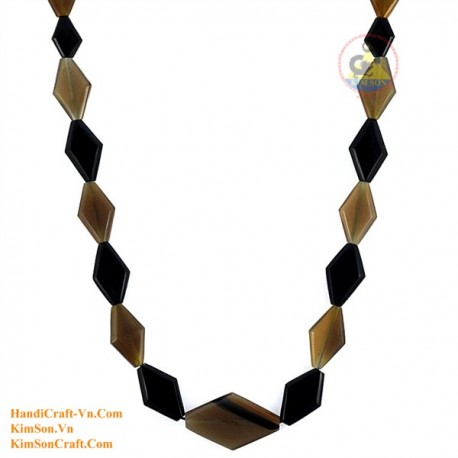 Natural horn necklace - Model 0145