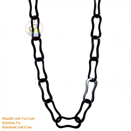 Природные ожерелье рог - Модель 0153