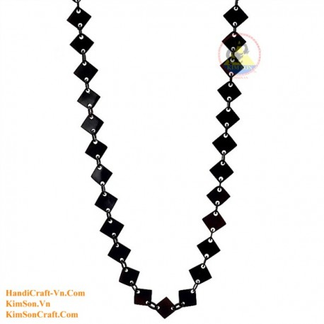 Natural horn necklace - Model 0164