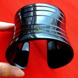 Природный рог браслет - Модель 0001