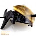Рыба Органические Хорн волос Барретт