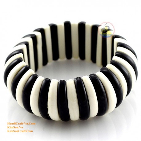 Natural horn bracelet - Model 0014