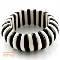 Природный рог браслет - Модель 0014