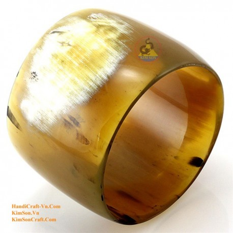Natural horn bracelet - Model 0017