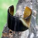 Natural horn bracelet - Model 0020