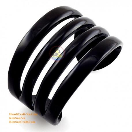 Природный рог браслет - Модель 0025