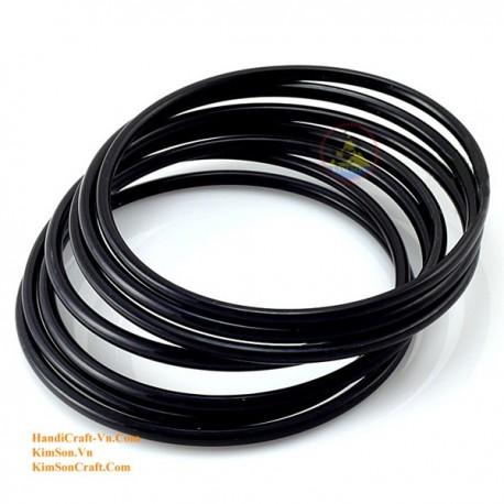 Natural horn bracelet - Model 0027