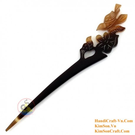 Birds Organic Horn Hair Stick