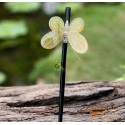 Бабочка Органические Хорн волос Придерживайтесь
