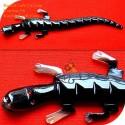 Crocodile Organic Horn Hair Stick