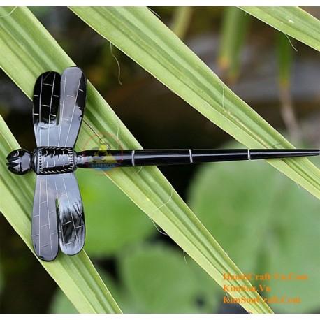 Dargonfly Органические Хорн волос Придерживайтесь