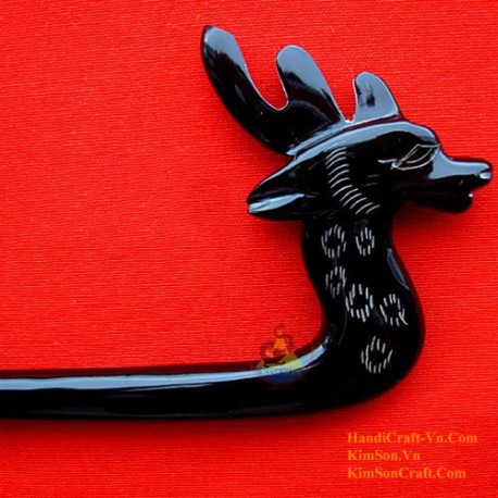 Deer Organic Horn Hair Stick