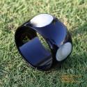 Природный рог браслет - Модель 0041