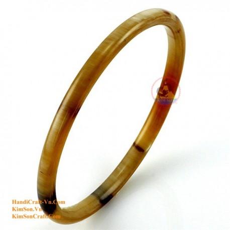Natural horn bracelet - Model 0042