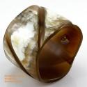 Природный рог браслет - Модель 0048