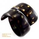 Natural horn bracelet - Model 0051