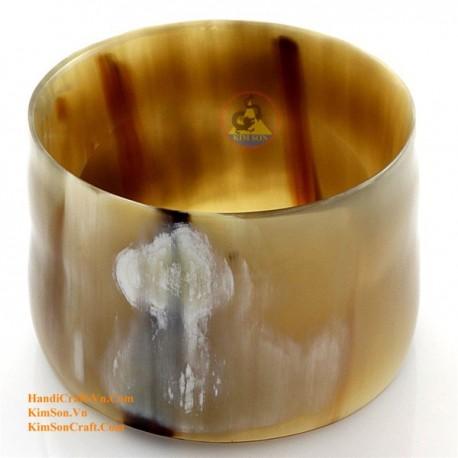 Natural horn bracelet - Model 0053