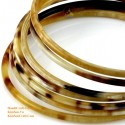 Natural horn bracelet - Model 0055