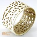 Natural horn bracelet - Model 0060
