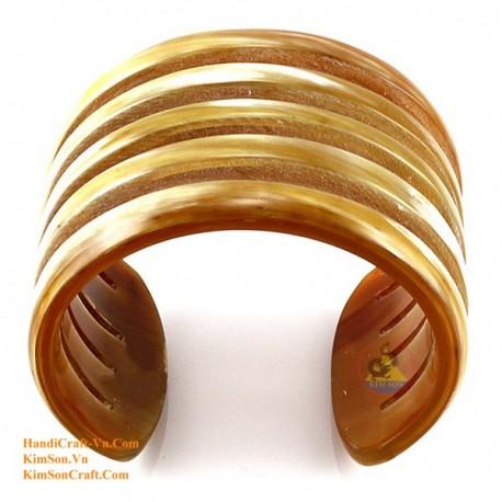 Natural horn bracelet - Model 0067