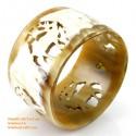 Natural horn bracelet - Model 0068
