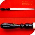 Exquisite Bio Horn & Knochen Haare Stick