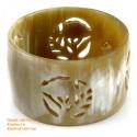 Natural horn bracelet - Model 0072