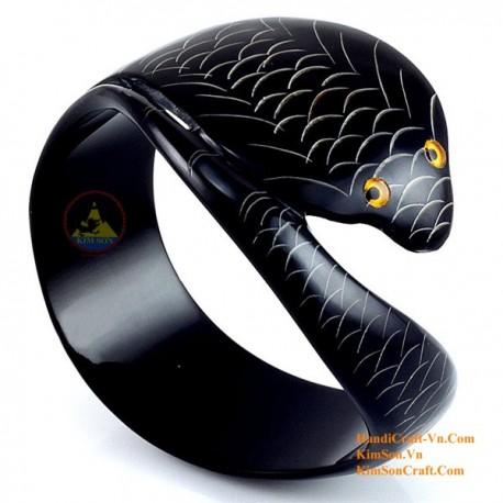 Natural horn bracelet - Model 0074