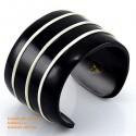Natural horn bracelet - Model 0081