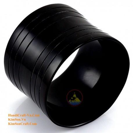 Природный рог браслет - Модель 0085