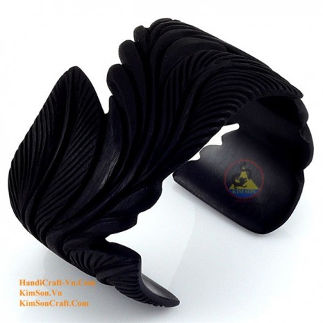 Natural horn bracelet - Model 0091