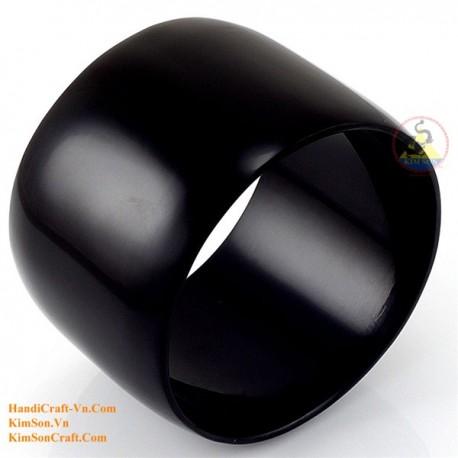 Природный рог браслет - Модель 0092