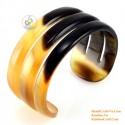 Natural horn bracelet - Model 0093