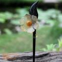 Цветок Органические Хорн волос Придерживайтесь