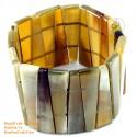 Natural horn bracelet - Model 0111