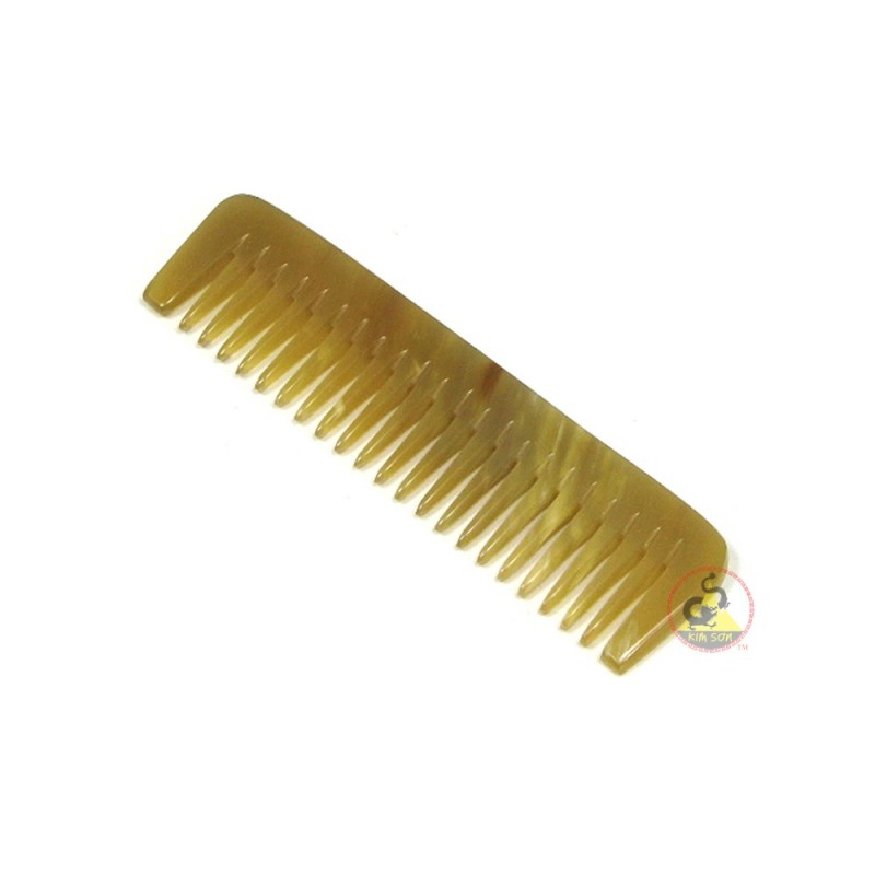 Genuine Horn Hair Comb Natural Pocket Comb