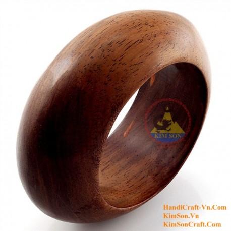 Натуральное дерево браслет - Модель 0135