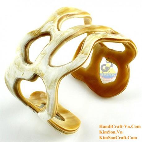 Натуральное дерево браслет - Модель 0140