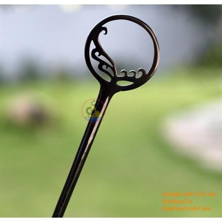 Organic Horn Hair Stick