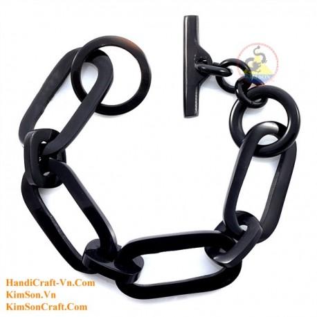 Natural horn bracelet - Model 0147
