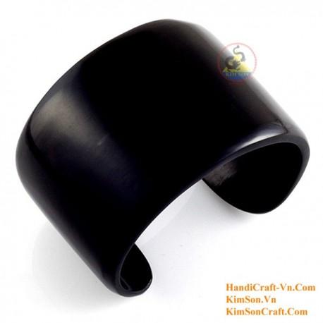 Природный рог браслет - Модель 0148