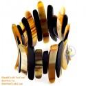 Природный рог браслет - Модель 0150