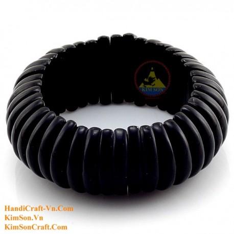 Природный рог браслет - Модель 0151