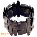 Природный рог браслет - Модель 0152