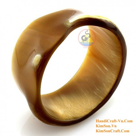 Природный рог браслет - Модель 0157