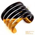 Natural horn bracelet - Model 0160